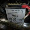 H3 バッテリー交換