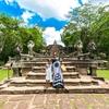 パノムルン歴史公園(Phanom Rung Historical Park)でクメール遺跡を沢山感じました♩