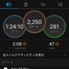 TRYING朝スイムラン練20201006