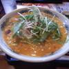 渋谷の担々麺 2019.08