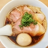 らぁ麺 はやし田 @横浜 1週間待たずにリピート訪問 今度は特製醤油らぁ麺
