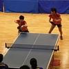 西口選手・白神選手 組(白子高校)が5位入賞✨✨2019東海卓球選手権