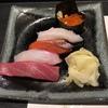 赤酢のシャリで美味なる海の幸を堪能 ∴ 牡蠣と和酒 凛