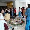 8月1日(木) 新月  ソウルギャザリング @江ノ島 ー 音と舞のヒーリング