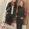 宝塚グラフ12月号「Especial Time~彩風咲奈→早霧せいな」ちぎちゃんの対談と退団・・・