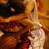 バスケ撮影