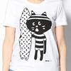 4話【重版出来】黒木華のドラマ衣装は、ねこTシャツ、フラワーシャツ、デニムスカートがイイ!