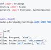 DjangoでDB非依存に権限管理できるライブラリーdjango-keeperを作りました