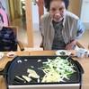 〈ひかり〉おいしい焼肉&ヒマワリが咲きました🌸