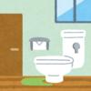 監視されるトイレ