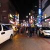 1週間前に突然思いついて初韓国に行ってみた!①