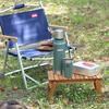 1,290円!お値段以上ニトリの木製ソロキャン用テーブルをレビュー