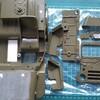 TA-02×ワイルドウイリー2⑨ ボディの塗装 (1)