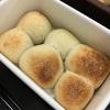 【やってみた】夜こねて冷蔵庫にほったらかしで簡単パン!!【簡単】
