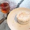桜香る紅茶カスタードが絶品♡さくらといちごのショートケーキ(8jours @下北沢)