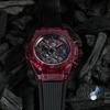 【2017バーゼルの時計展の新作】HUBLOT宇の大きな船はBigBangUnicoサファイアの腕時計を表
