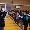 6年生を送る会⑨ 全校合唱「うたエール」