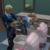 【ダンの子作り】B-6.マージョリー・ヒューグラー、トイレで遊ぶ