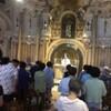 山下神父様と行く「ファチマの聖母ご出現100周年記念の年に・バルセロナ・モンセラット・アビラ・マドリッド・ファチマ・サンチャゴへ」第2日