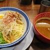 【秋葉原駅中】東京じゃんがらラーメンのカレーつけ麺