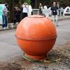 関市平成地区に埋設されたタイムカプセル。29年ぶりに地上へ!