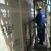 倉敷市真備町川辺の家 検査機関JIOによる防水検査・躯体検査