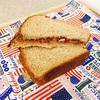いちごジャムdeピーナッツバター&ジェリーサンドイッチの作り方