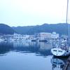日本ところどころ⑯ 土佐の沿岸、年寄りに、、ヨット