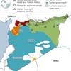北シリア侵攻