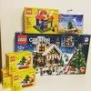 レゴお買い物 10249冬のおもちゃ屋さんとか@クリックブリック