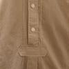 【古着】チェコの民芸品「糸ボタン」を使用した古着シャツ