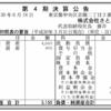 株式会社さとふる 第4期決算公告