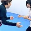 女性も安心して楽しめる格闘技ジムです!
