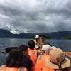 瀘沽湖(ルーグーフー)の撮影・ポートレート。そして同じ症状-夏の雲南旅行(6)