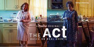Huluドラマ【The Act】第3話~第6話を観た感想:歪んだ母娘関係の描写の妙