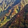 午後の奈曽渓谷