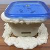 玄米甘酒酵母de蕎麦粉のパンケーキ