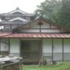 離れのトタン屋根を塗りなおします