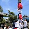 地方祭 ④ 九王 地蔵堂 継獅子 ( 2010-05-16 )