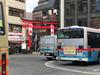 鎌倉 巨福呂坂を訪ねる1 志一稲荷