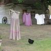 綺麗に畳んである洗濯物