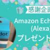 リツイートするだけでAmazon Echo Dot(アレクサ)をクリスマスプレゼントするよ