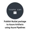 Azure PipelinesからAzure ArtifactsにNuGetパッケージを公開する