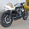 パーツ:No Limit Custom「Rear Fender Sportster」