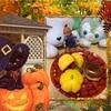 秋の収穫祭デザートプレート!!