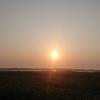 10/2 第43ラウンド 5:00~11:30 石狩方面アキアジ調査 気温13度~26度 イシモシカレイ2匹 ウグイ 1匹 ヒラメも見た!