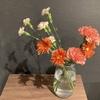 【花を活ける】#3 薄紅色の「カーネーション」