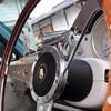 モトリタ製 Mark3ディッシュ型ウッドステアリング