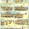 リトル・ニモとオオカミとクマ