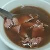 台南で牛肉湯&フルーツ(台湾旅行③)